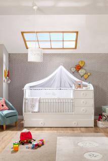 Cilek Baby Cotton mitwachsendes Babybett mit Elternbett