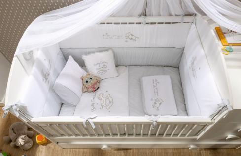 Cilek Baby Cotton Babybettwäscheset 8-teilig 80x130 - Vorschau 2