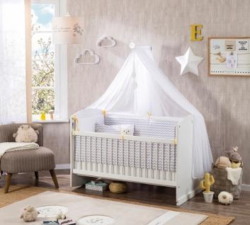 Cilek Cradle Babybett Wiege 60x120 mit Matratze