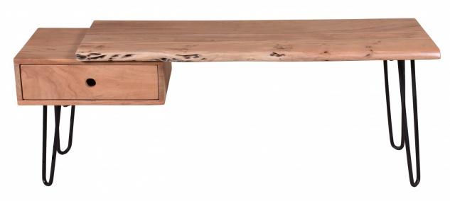 Sit TV Lowboard Edge aus Akazienholz