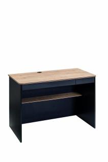 Cilek Black Schreibtisch klein mit Schubkästen