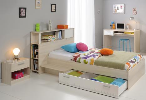 Parisot Charly Kinderzimmer Set in Akazie 4-teilig