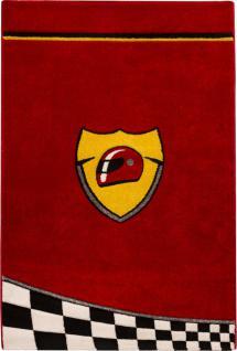 Cilek Champion Racer Teppich Rot 133x190