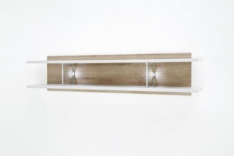 Pala Wandboard Weiß in verschiedenen Ausführungen