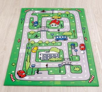 Cilek Spielteppich Auto Traffic 100x150