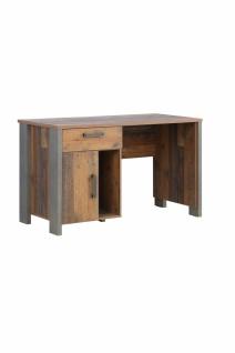 Schreibtisch mit Schubkasten Cleo 1-türig