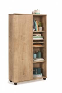 Cilek Compact Bücherregal in Mokka 1-türig