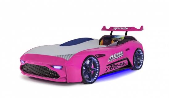 Autobett GT18 Turbo 4x4 Extreme Pink mit Bluetooth - Vorschau 1