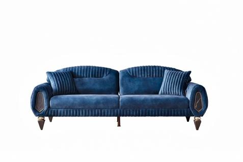 Sofa Blau günstig & sicher kaufen bei Yatego