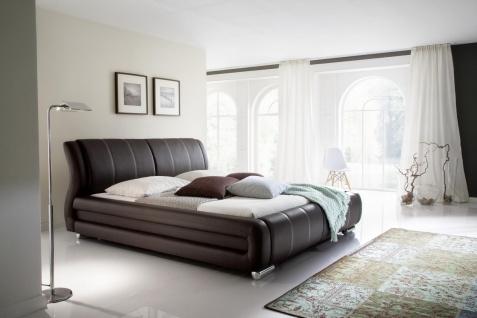 polsterbett 180x200 braun g nstig kaufen bei yatego. Black Bedroom Furniture Sets. Home Design Ideas