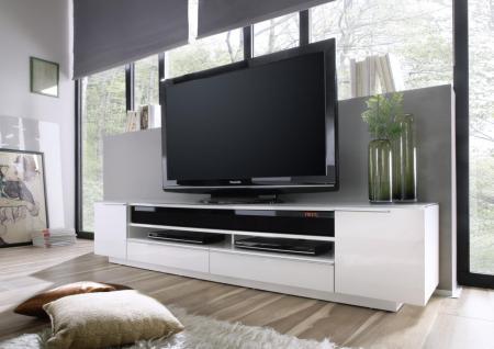 Ferre TV-Unterschrank Media mit Infrarot Fernbedienung