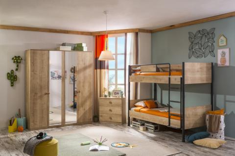 Cilek Mocha Jugendzimmer Möbel 3-teilig