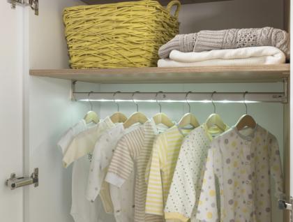 Cilek Natura Baby Kleiderschrank mit 3 Türen - Vorschau 3