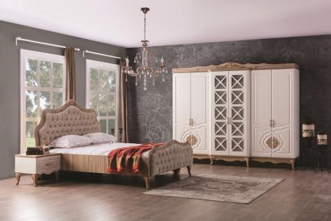 Weltew Barock Schlafzimmer Balat 160x200 cm