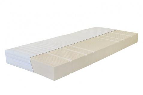 Allergiker Matratze 7-Zonen Sensitivo 18 100 x 190 cm