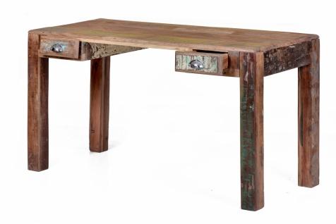 Sit Schreibtisch Fridge 140x60 Altholz recycelt