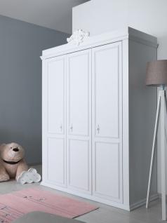 Kinderzimmer Set in Weiß Classic Young 100x200 - Vorschau 2