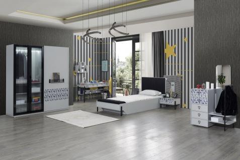 Titi Jugendzimmer komplett Dynamic 7-teilig 120x200