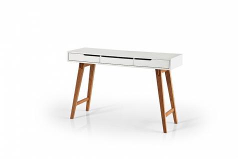 Konsolentisch weiss online bestellen bei yatego for Esszimmertisch mit marmorplatte