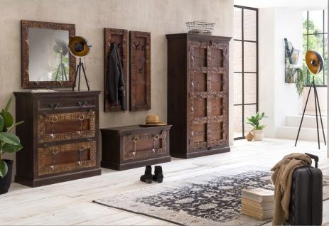 Sit Garderoben Set 6-teilig Almirah aus recyceltem Holz
