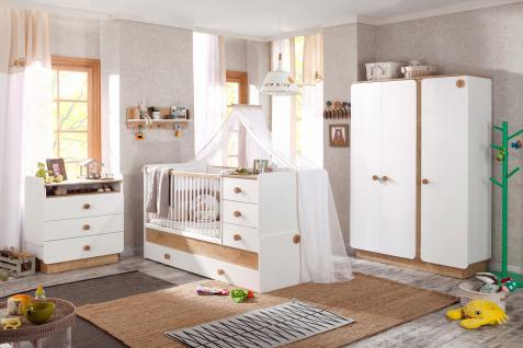 Cilek Natura Baby Babyzimmer 5-teilig mitwachsend