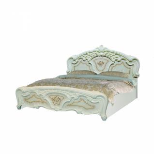 Schlafzimmer Barock Royal Julianna 4-teilig in Beige - Vorschau 3