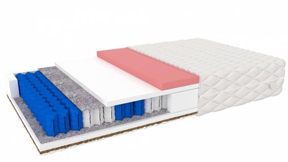 Memory Foam Federkern Matratze Viktor 160x200