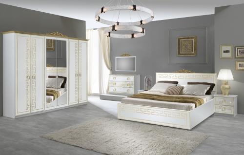 Schlafzimmer Olimp Komplett 180x200 Liegefläche