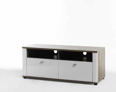 lowboard eiche g nstig sicher kaufen bei yatego. Black Bedroom Furniture Sets. Home Design Ideas
