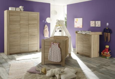 Babyzimmer Set Jara 3-teilig in Sägerau
