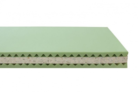 Sandwich Matratze Latina Höhe 14 cm 80 x 200 cm