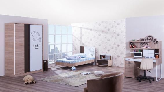 Kinderzimmer komplett Timeless 5-teilig in neutralen Farben