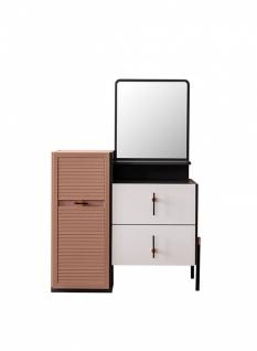 Spiegelkommode Avsa mit Tür und Soft Close