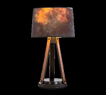 Cilek Kosmos Nachttischlampe mit Galaxie Bezug