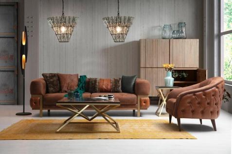 Couch Set Wales mit verstellbarer Sitzfläche