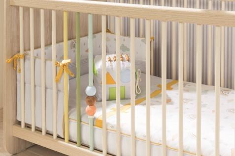 Babybett Cilek Montes verstellbar 60x120 - Vorschau 2
