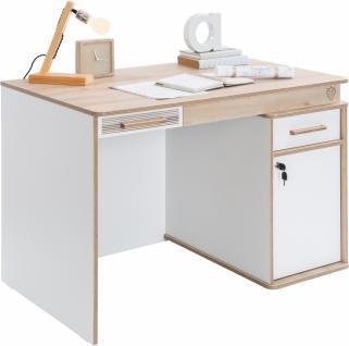 Cilek Dynamic Schreibtisch 110x71 in Weiß