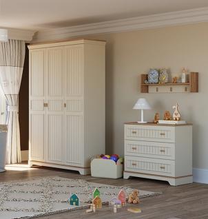 Almila Babyzimmer Set mitwachsend Monte 4-teilig - Vorschau 3