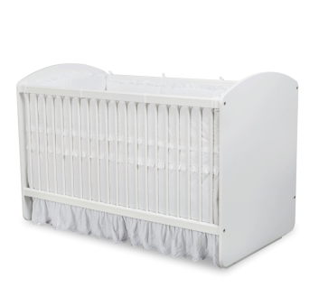 Cilek Cradle White Babywiege 70x130