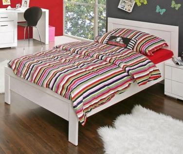 Kinderzimmer komplett Kimi 6-teilig in Weiß - Vorschau 2