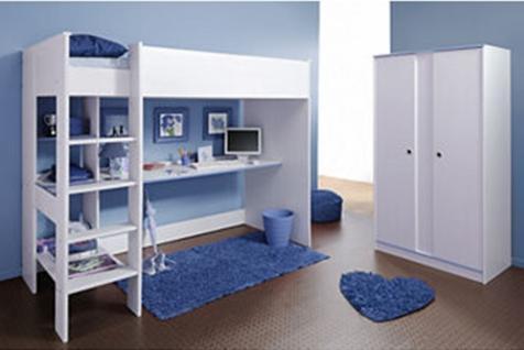 Komplettes Kinderzimmer Allie 2-teilig