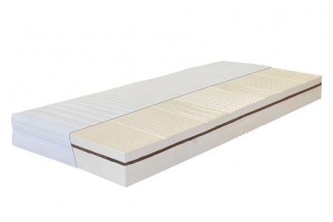 Latexmatratze 7-Zonen Sensitivo Plus 20 100 x 200 cm