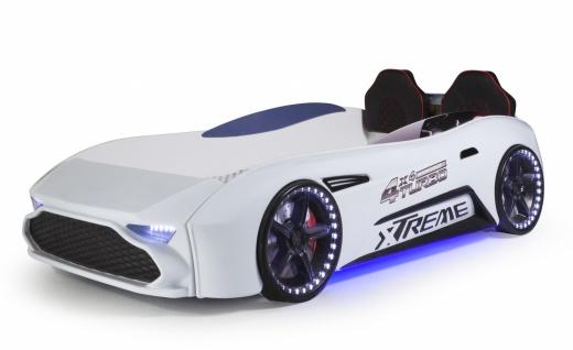 Autobett GT18 Turbo 4x4 Extreme Weiß mit Bluetooth
