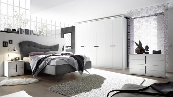 Meer Schlafzimmerset One 4-teilig Anthrazit