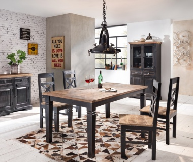 Sit Tischgruppe Corsica 5-teilig 180x90 - Vorschau 1