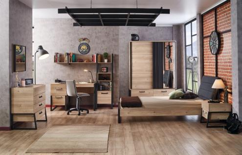Design Jugendzimmer komplett Irony 8-teilig