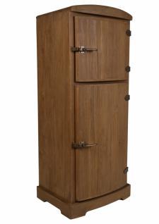 Barschrank Romani mit 2 Türen aus Teakholz