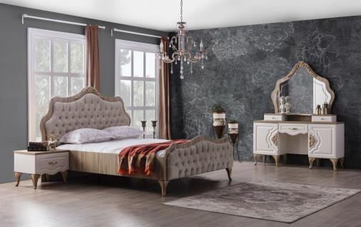 Schlafzimmer Balat Set mit Stauraumbett 180x200