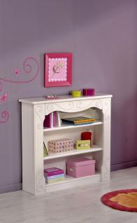 Parisot Alice Kinder Bücherregal in Weiß