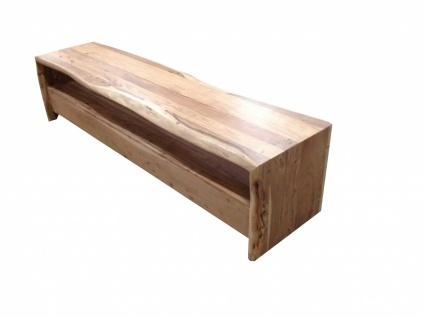 Sit TV Lowboard aus Akazie Massivholz Albero - Vorschau 3